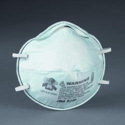 3M™ Particulate Respirator 8246, R95 with Nuisance Level Acid Gas Relief*